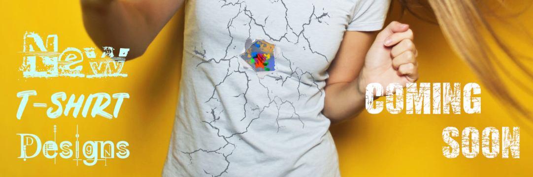 banner new t-shirt designs coming Twitter
