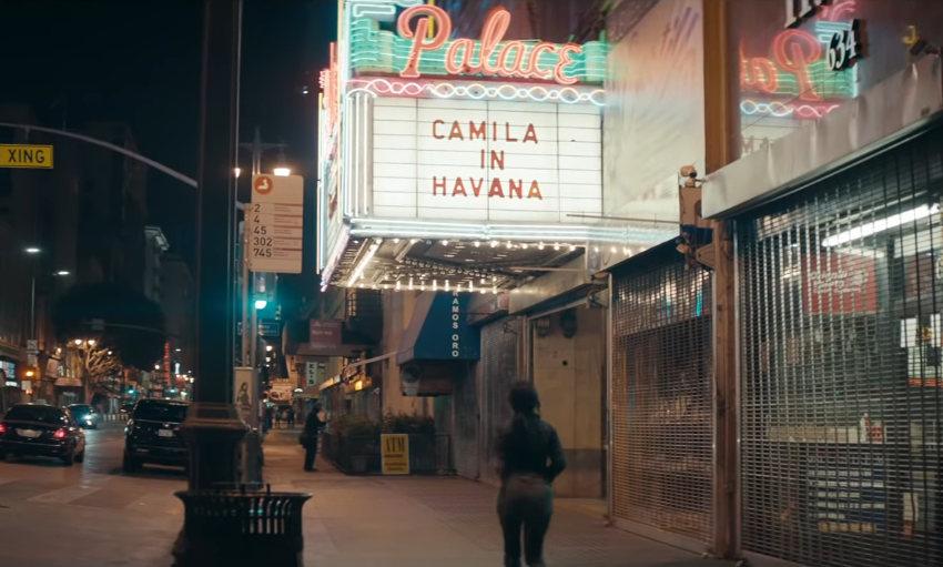 Camila Cabello in Havana