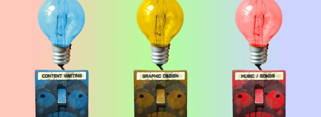 Portfolio Featured Image Light Bulbs