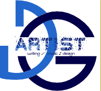 DGArtist Logo Signature Square